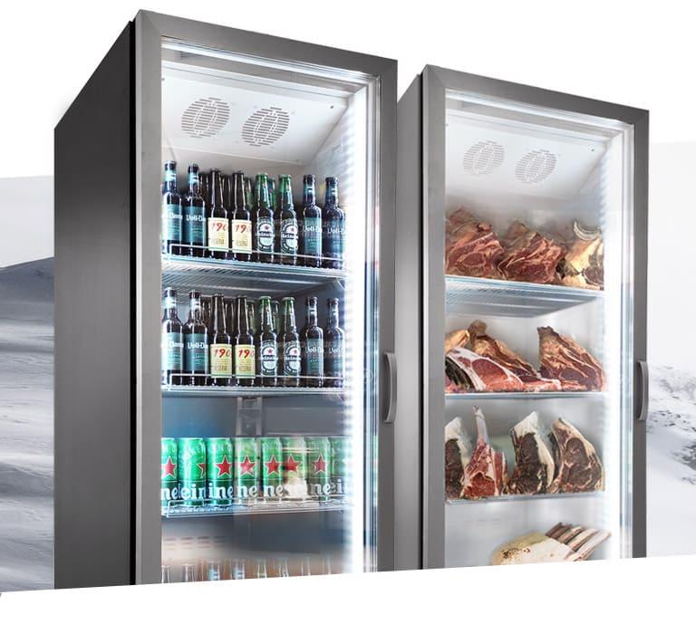 frigoríficos industriales - Frigoríficos inteligentes para hostelería - neveras-inteligentes-poowercool-moviles